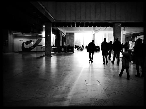 Gare du Nord, un matin