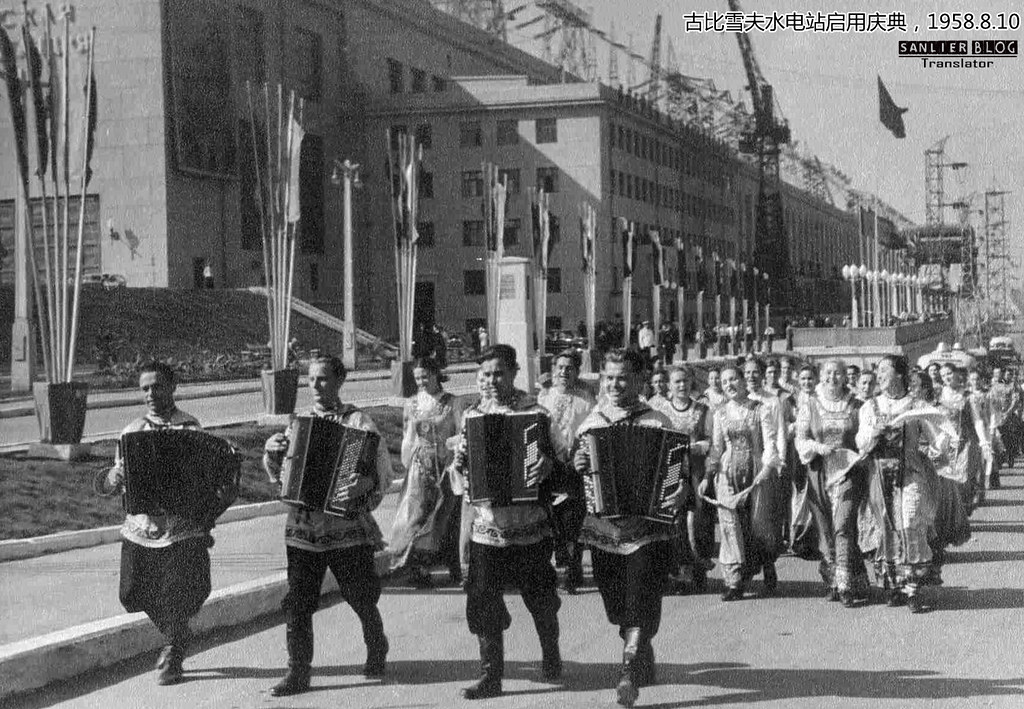 赫鲁晓夫1958视察古比雪夫州08