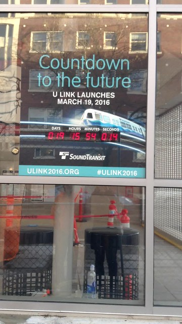 Countdown to the future