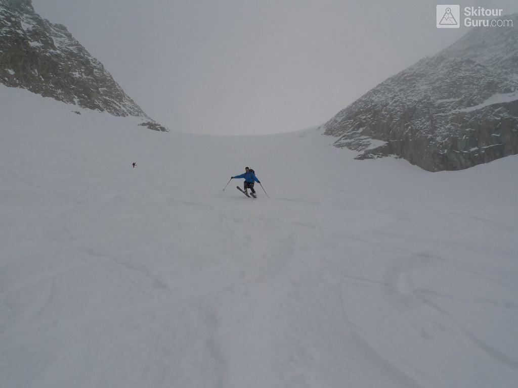 Östliche Seespitze Stubaiské Alpy Rakousko foto 16