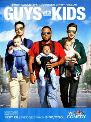 奶爸当家第一季/全集Guys With Kids迅雷下载