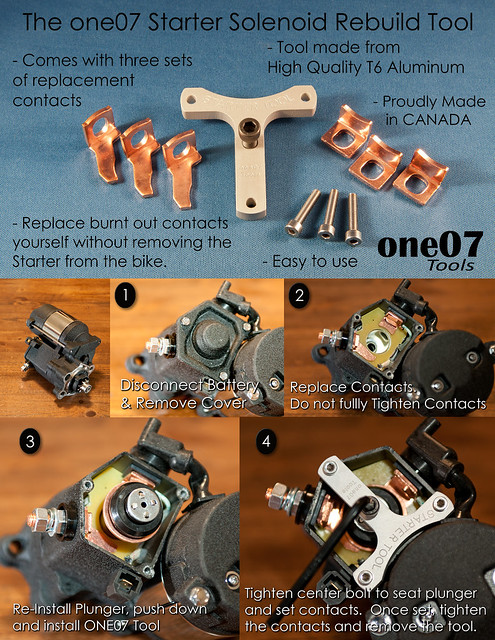 Starter Solenoid Contact Tool | Norton Commando Motorcycle Forum