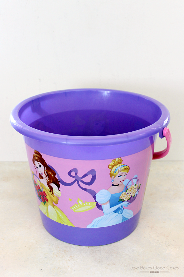 Learn how to create a unique ©Disney Princess themed Easter that your child will love! AD