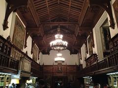 Reading Room, Folger Shakespeare Library, Washington, D.C.