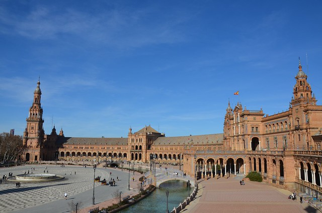 The Palace of Seville