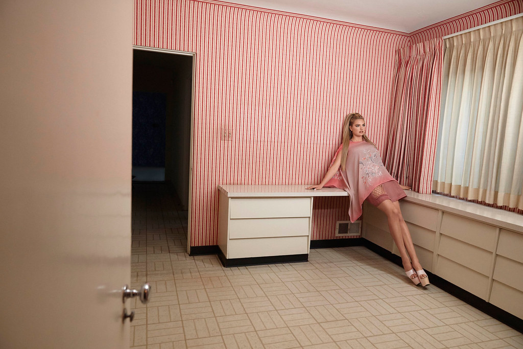 Кейт Аптон — Фотосессия для «V» 2016 – 2