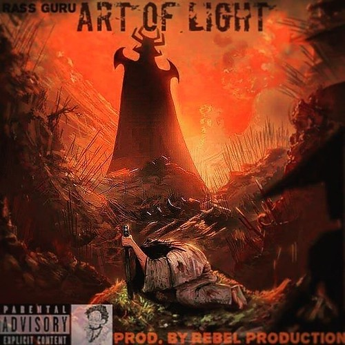 New Music Out Now!!!! Rass Guru - Art Of Light (Prod. By @rebel_production)  #ART #Anime #Rap #hiphop #TriPound #MellowBreak #BlvckGuru  https://soundcloud.com/blvckguru/rass-guru-art-of-light-prod-by-rebel-production