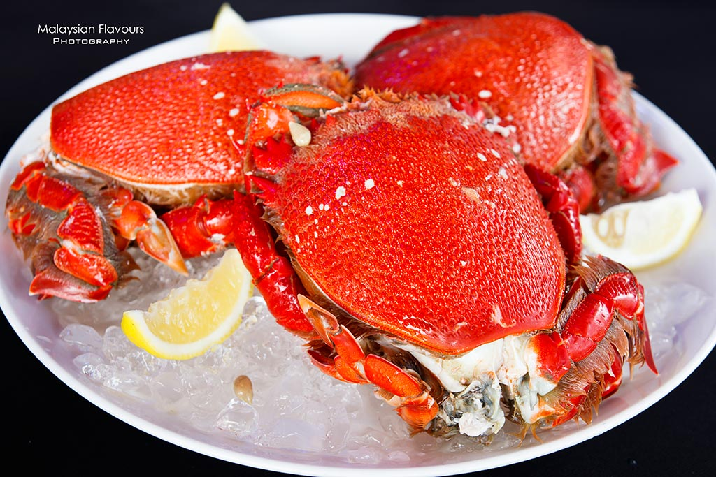 Pullman Putrajaya Lakeside Epic Brunch Buffet spanner crab