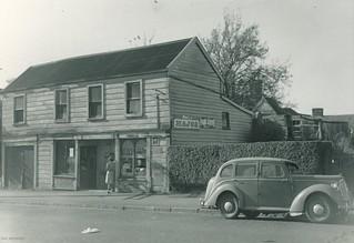 Arthur Street Dairy, 12 May 1959