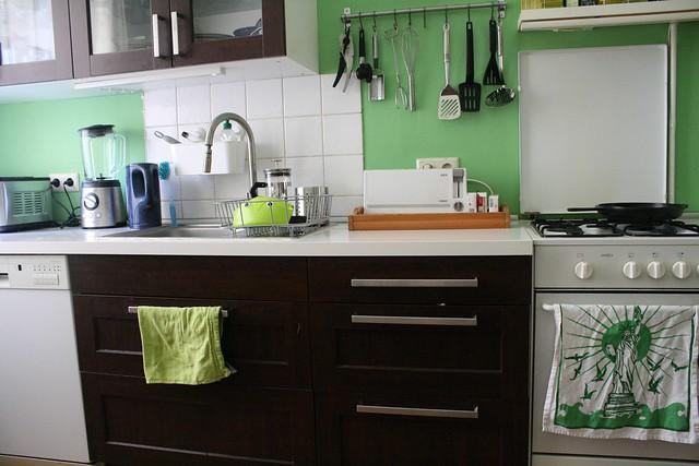 kitchen: after
