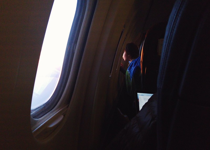 Thoughts From the Window Seat