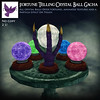 [ free bird ] Fortune Telling Crystal Ball Gacha