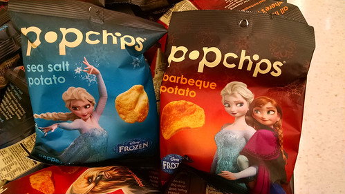 Frozen Pop Chips