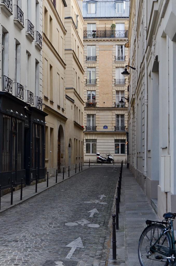 Rue du Canivet