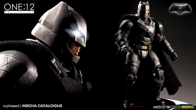 One:12 Collective Armored Batman [Dawn of Justice]