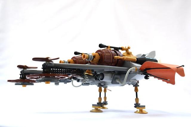 Zoltan Blade Industries - interceptor mk 1