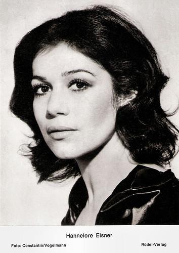 Hannelore Elsner in ...aber Jonny! (1973)