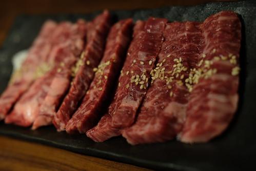 特上厚切りハラミ 韓菜園 焼肉 本家 Ponga 12