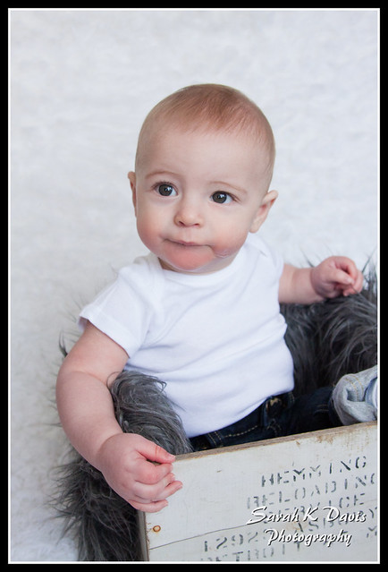 Ben's 6 Month Shoot