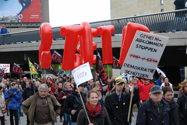 Demo Hannover 23.04.16