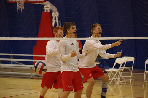 Boys Volleyball vs Chatard
