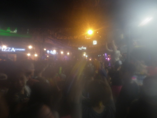 Songkran Khao San Road