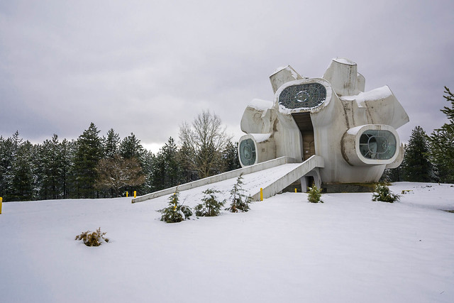 Makedonium Ilinden Memorial, Kruševo, Republic of Macedonia