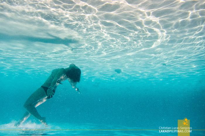 Kalanggaman Island Palompon Leyte Underwater
