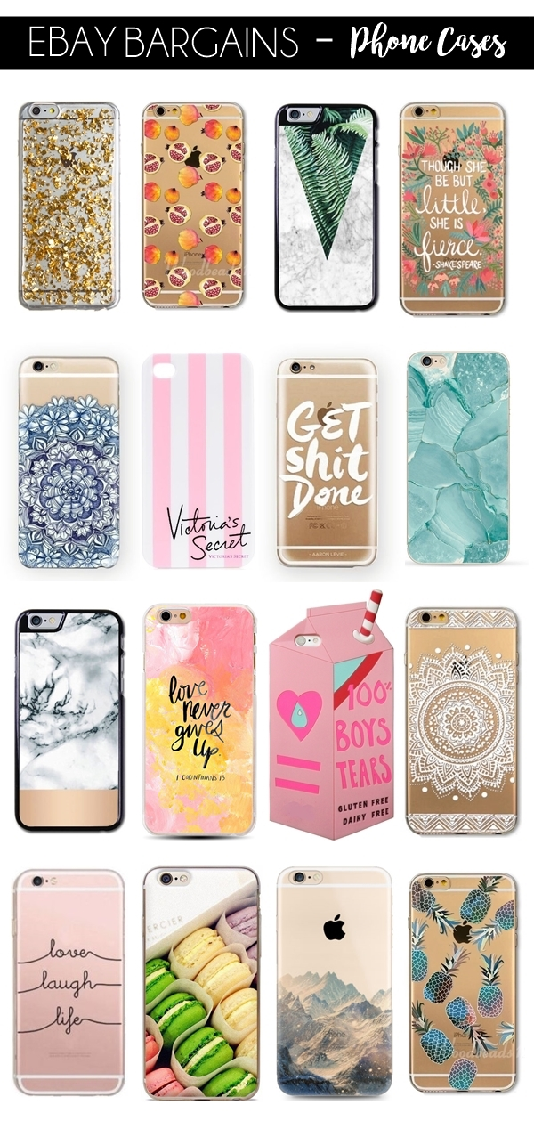 Ebay Bargains 43 Favourite Phone Cases Part 1 Makeup Savvy Makeup And Beauty Blog