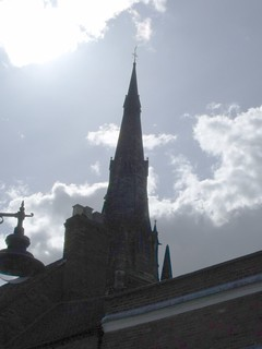 St Mary's in the Market Square, Lichfield