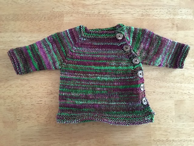 Vineyard handspun sweater