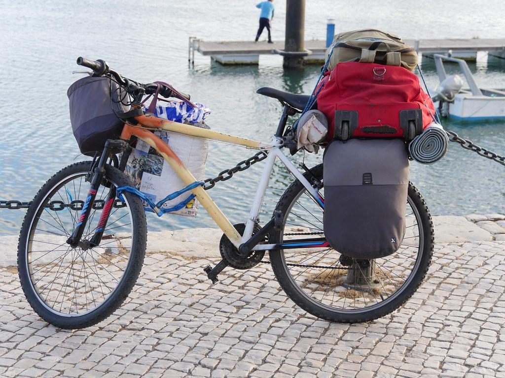 Parked   El viaje perfecto    cyclingshepherd   Flickr