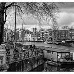 Amstel Canal View