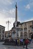 viaggio in Sicilia - 8 - fontana dell'elefante a Catania