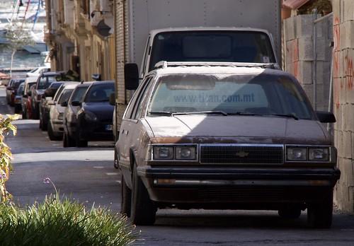 Chevrolet Celebrity CL 2.8 V6 Wagon