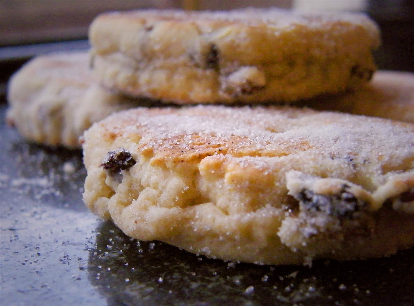 Welsh Cakes. Credit zingyyellow, flickr