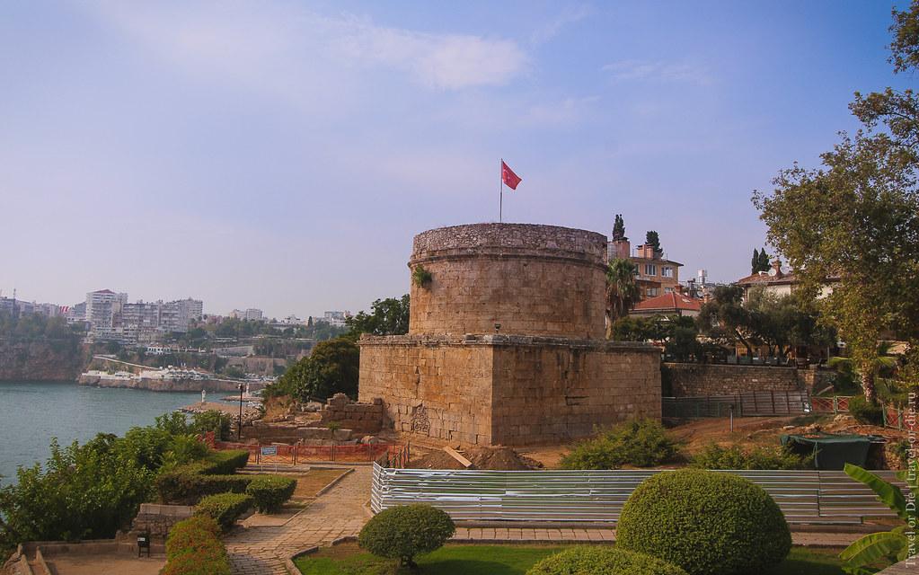 Hidirlik Taksi / Башня Хыдырлык