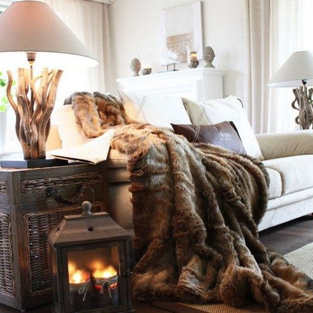 Cozy Home Decoration: Cozy Winter Home Decor