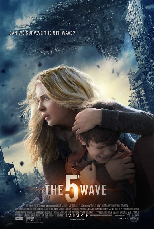 The 5th Wave - Poster 5