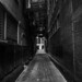 An Alley a While Ago by pantagrapher