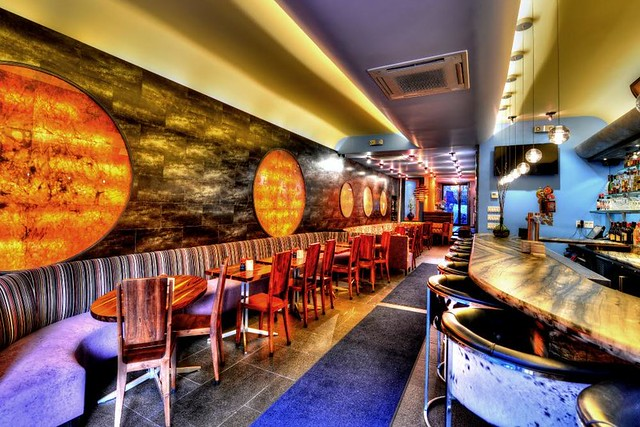 Bustan Restaurant