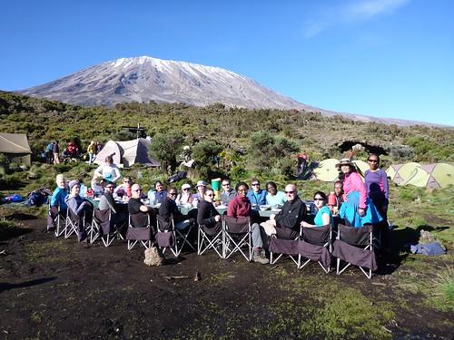 #TeamRCOG Trek Kilimanjaro