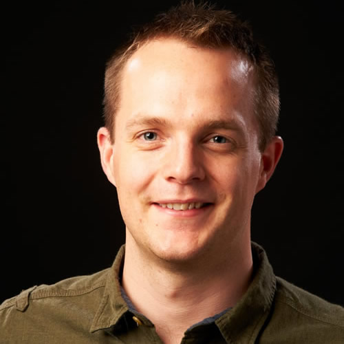 portrait of Tim Rogers