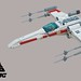 LEGO X-Wing by -Will