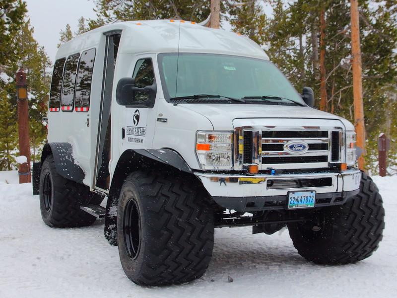 IMG_7986 Bigfoot Snowcoach, Yellowstone National Park