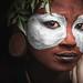 Nagouro, a Surma woman by Cyril Blanchard