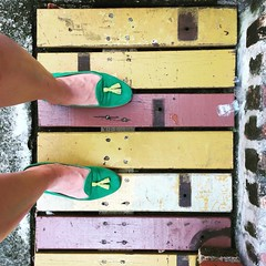 #throwback #ipoh wooden floors that look like a xylophone 🎵#fromwhereistand