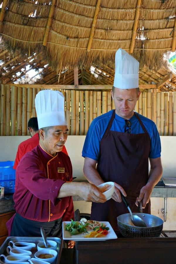 Thai Cooking Class Panviman Activities