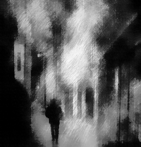lonely_night_walking_by_paralleldeviant-d3b4i0j