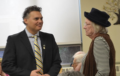 Newington Senior Center Tour